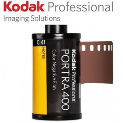 Foto filmiņas - KODAK PORTRA 400/36 35mm foto filmiņa - perc veikalā un ar piegādi