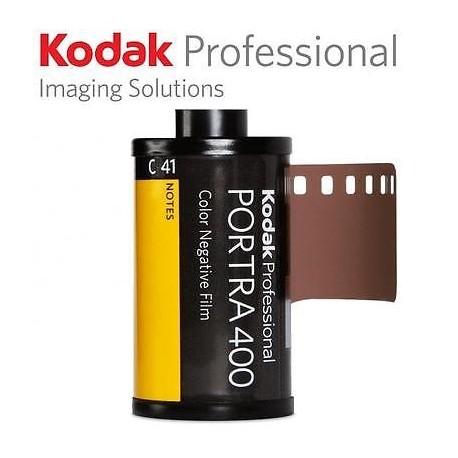 Фото плёнки - KODAK PORTRA 400/36 35mm foto filmiņa - купить сегодня в магазине и с доставкой