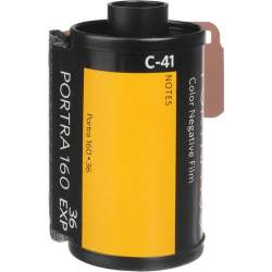 Photo films - KODAK PORTRA 160/36 photo film - buy today in store and with delivery