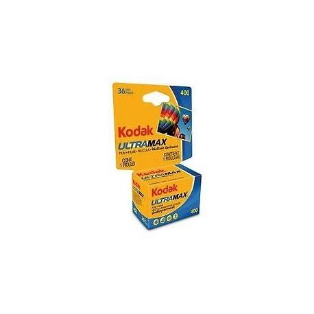 Foto filmiņas - KODAK ULTRAMAX GC 400/36 foto filmiņa - perc šodien veikalā un ar piegādi