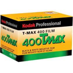 Photo films - KODAK T-MAX 400ISO 35mm 36 kadri melnbalta foto filmiņa - buy today in store and with delivery