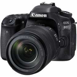 Photo DSLR Cameras - Canon EOS 80D DSLR Camera with 18-135mm IS NANO USM Lens - buy today in store and with delivery