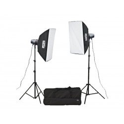 Studio flash kits - Metz studio flash set Mecastudio BL-400 SB Kit II - quick order from manufacturer