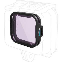 Accessories for Action Cameras - GoPro Green Water Dive Filter (For for HERO5 HERO6 HERO7 Super Suit) - buy today in store and with delivery