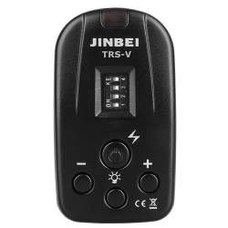 Triggers - Jinbei TRS-V 2.4GHz Remote Control palaidējs studijas gaismām - buy in store and with delivery