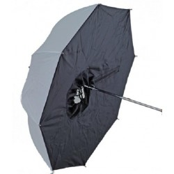 Umbrellas - Falcon Eyes Softbox Umbrella Diffusion UB-48 118 cm - buy today in store and with delivery