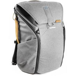 Mugursomas - Peak Design Everyday Backpack 30L - Ash - perc veikalā un ar piegādi