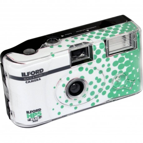 Плёночные фотоаппараты - HARMAN ILFORD FILM SINGEL Use CAMERA HP5 PLUS - купить сегодня в магазине и с доставкой