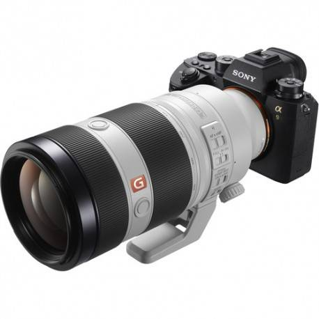 Sony 100-400mm f/4.5-5.6 G lens SEL-100400GM