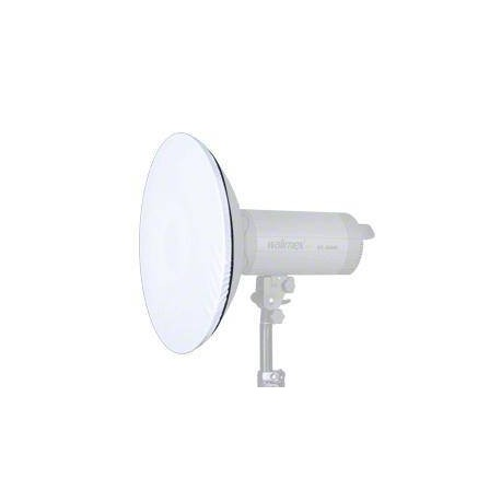 Reflectors - walimex pro Beauty Dish Diffuser, 40cm - quick order from manufacturer