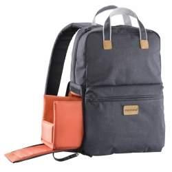 Рюкзаки - mantona urban companion photo backpack & bag 2 in 1 - купить сегодня в магазине и с доставкой