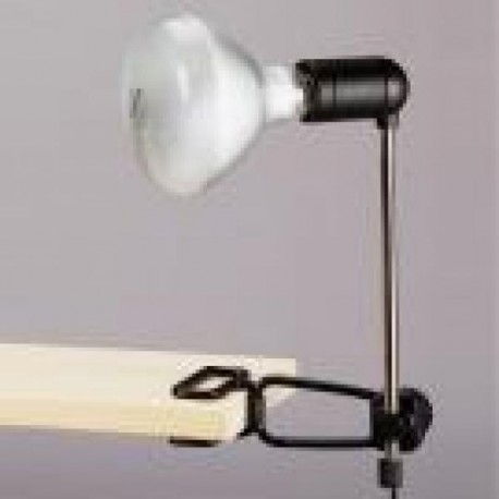 Fluorescent - Falcon Eyes Lampholder with Clamp LH-27S - quick order from manufacturer