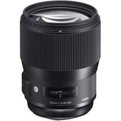 Objektīvi - Sigma 135mm f/1.8 DG HSM Art objektīvs priekš Canon - perc šodien veikalā un ar piegādi