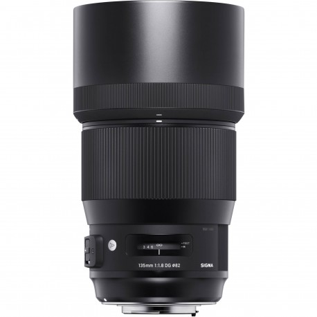 Lenses - Sigma 135mm f/1.8 DG HSM Art lens for Canon - quick order from manufacturer