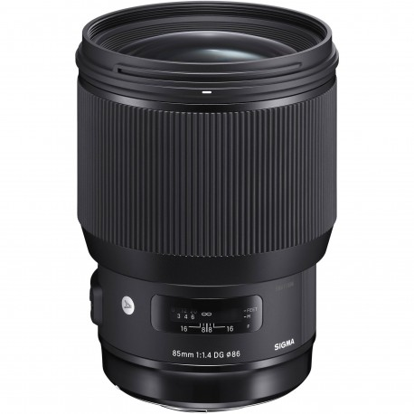 Объективы - Sigma 85mm f/1.4 DG HSM Art lens for Nikon - быстрый заказ от производителя