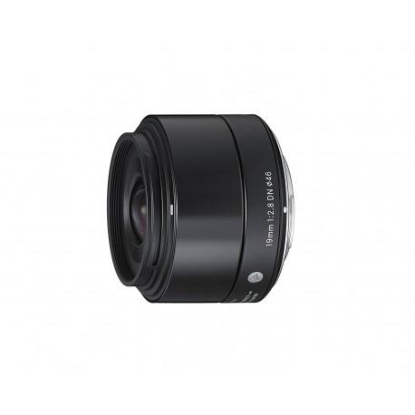 Objektīvi - Sigma 19mm F2.8 DN | Art | Micro Four Thirds mount | Silver - быстрый заказ от производителя