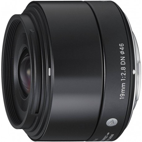 Lenses - Sigma 19mm f/2.8 DN Art lens for Micro Four Thirds - quick order from manufacturer