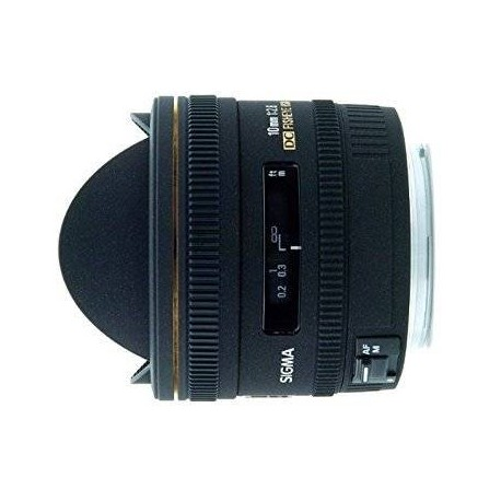 Lenses - Sigma EX 10mm F2.8 DC Fisheye Pentax - quick order from manufacturer