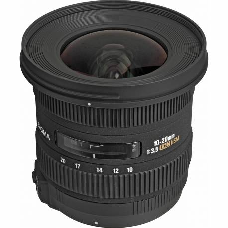 Lenses - Sigma AF 10-20mm f/3.5 EX DC HSM lens for Nikon - quick order from manufacturer