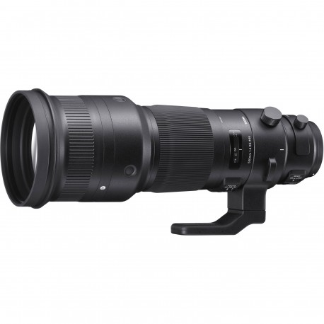 Lenses - Sigma 500mm F4.0 DG OS HSM Canon [SPORT] - quick order from manufacturer