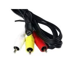Video Cables - PANASONIC AV CABLE K1HY12YY0018 - ātri pasūtīt no ražotāja