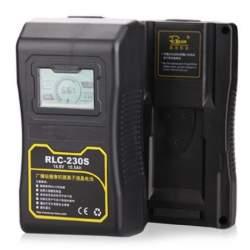 Gaismu aksesuāri - Rolux V-Mount Battery RLC-230S 230Wh 14.8V - ātri pasūtīt no ražotāja