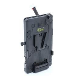 Батарейки и аккумуляторы - Rolux V-Mount Battery Plate RL-BMG for Black Magic URSA - быстрый заказ от производителя