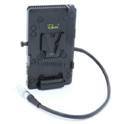 V-Mount baterijas - Rolux V-Mount Battery Plate RL-CAGII for Canon C300 Mark II - ātri pasūtīt no ražotāja