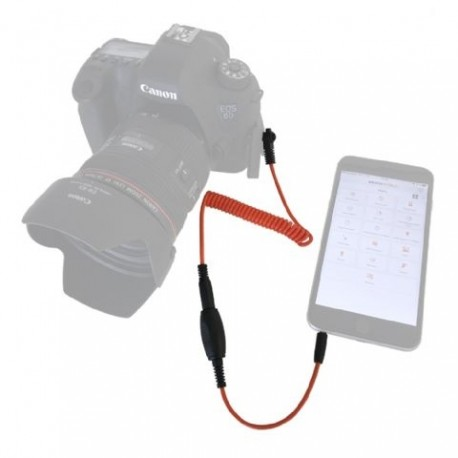 Kameras pultis - Miops Smartphone Shutter Release MD-F1 with F1 cable for Fuji - ātri pasūtīt no ražotāja