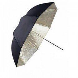 Зонты - Falcon Eyes Umbrella UR-48SL Sunlight/Black 122 cm - быстрый заказ от производителя