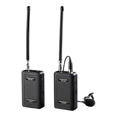 Mikrofoni - SARAMONIC SR-WM4C VHF WIRELESS MICROPHONE SYSTEM - ātri pasūtīt no ražotāja