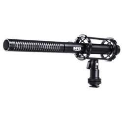 Mikrofoni - Boya Professional Condenser Shotgun Microphone BY-PVM1000 - купить сегодня в магазине и с доставкой