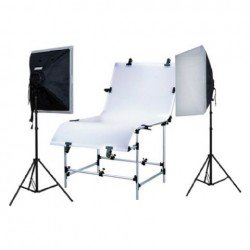 Lighting Tables - Falcon Eyes Photo Table ST-1020A with Lighting - quick order from manufacturer