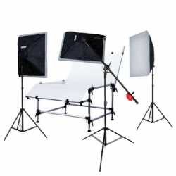 Lighting Tables - Falcon Eyes Photo Table ST-1324 with Lighting - quick order from manufacturer