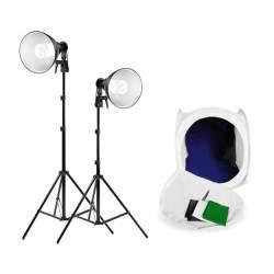 Предметные столики - Falcon Eyes Product Photo Set LHK-240 with LFPB-2 - быстрый заказ от производителя