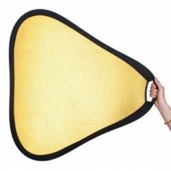 Saliekamie atstarotāji - StudioKing Grip Reflector Gold/Silver CRGGS60 60 cm - ātri pasūtīt no ražotāja