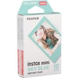 Foto filmiņas - FUJIFILM Colorfilm instax mini SKY BLUE FRAME Film (10 Exposures) - ātri pasūtīt no ražotāja