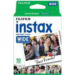 New - FUJIFILM Colorfim instax WIDE GLOSSY (10pcs.) - quick order from manufacturer
