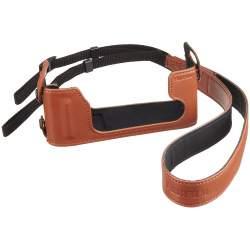 Jaunums - BLC XE1 case for Fujifilm X-E2/X-E1 camera brown, leather - ātri pasūtīt no ražotāja