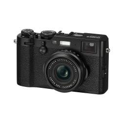 New - Compact camera Fujifilm X100F Black 24.3 MP 3-Inch LCD CSC Camera with 23 mm - quick order from manufacturer