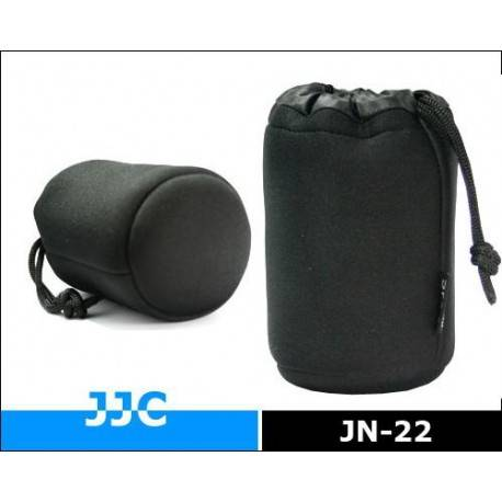 Discontinued - JJC Lens Pouch (Neoprene) JN-22