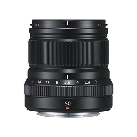 Objektīvi - FUJIFILM Lens Fujinon XF50mm F2 R WR black XF-50mm f/2.0 R WR Mid-Telephoto Lens - Black - ātri pasūtīt no ražotāja