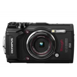 Camera Accessories - Olympus TG-5 Black camera - quick order from manufacturer