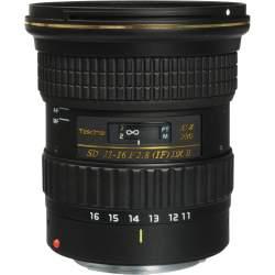 Objektīvi - Tokina AT-X 116 PRO DX-II 11-16mm f 2.8 II Canon - perc šodien veikalā un ar piegādi