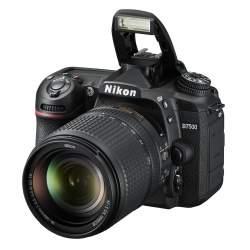 Spoguļkameras - Nikon D7500 + 18-140 VR kamera kit - ātri pasūtīt no ražotāja