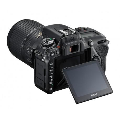 Spoguļkameras - Nikon D7500 + 18-140 VR kamera kit - perc veikalā un ar piegādi