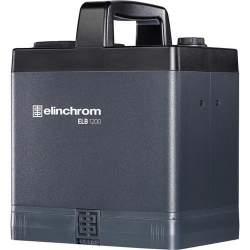 Portatīvā gaisma - EL-10288 Elinchrom ELB 1200 without Battery - ātri pasūtīt no ražotāja