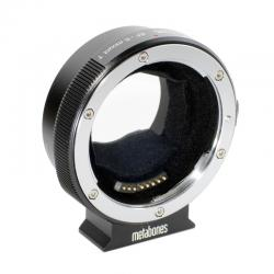 Adapteri - Metabones Canon EF to E-mount T Smart adapter Mark V (Black Matt) MB_EF-E-BT5 - perc veikalā un ar piegādi
