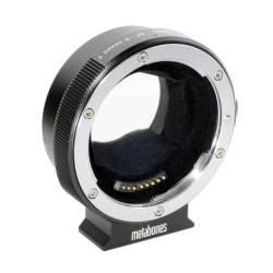 Objektīvu adapteri - Metabones Canon EF to E-mount T Smart adapter Mark V (Black Matt) MB_EF-E-BT5 - perc šodien veikalā un ar piegādi