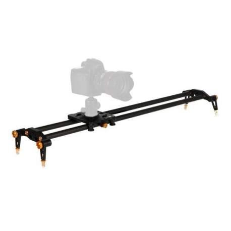 Video sliedes - Bresser Carbon Slider 100cm karbona sliede - ātri pasūtīt no ražotāja